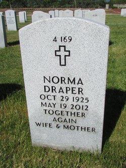 Mrs Norma Draper