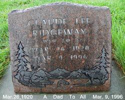 Claude Lee Ridgeway