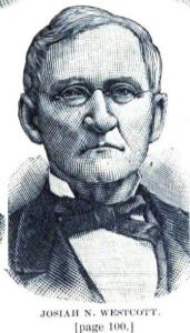 Josiah Nelson Westcott