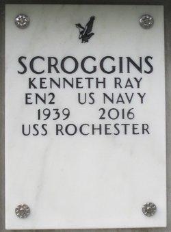 Kenneth Ray Scroggins