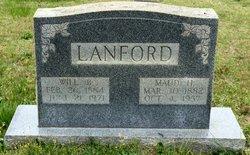 Will B. Lanford