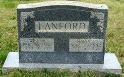 Maud H. Lanford