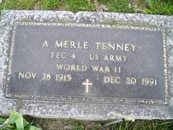 A. Merle Tenney