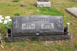 Johnnie Marietta