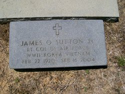 James Oscar Sutton, Jr