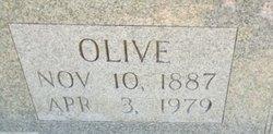 Olive <I>Stailey</I> Horst
