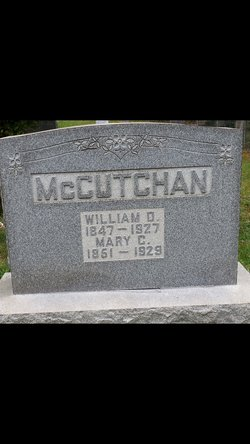 James William Downey McCutchan