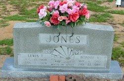 Bonnie Virginia <I>Langston</I> Jones