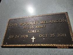 John Woodley Melancon