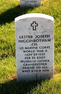 Lester Joseph Higginbotham