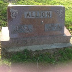Edna Susan <I>Kaiser</I> Allion