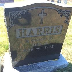 John A Harris