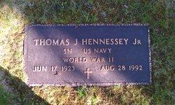 Thomas J Hennessey