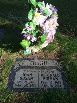 Joan Susan <I>Crawford</I> Irish