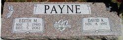 Edith M. <I>Rougton</I> Payne