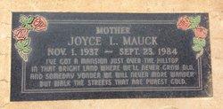 Joyce L <I>Jackson</I> Mauck