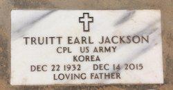 Truitt Earl Jackson