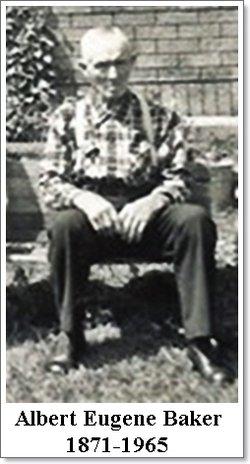 Albert Eugene Baker