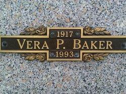 Vera Rose <I>Park</I> Baker