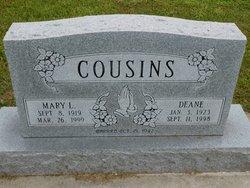 Deane Cousins