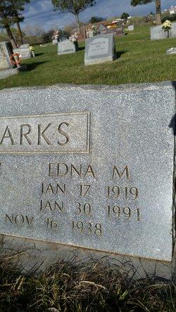 Edna M. Sparks