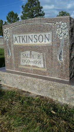 Sally Robena Atkinson