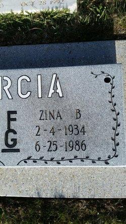 Zina B. Garcia