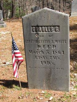 Charles C White