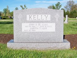 John D. Kelly, III