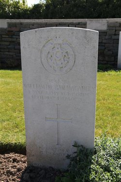Major William Ingham Macauley