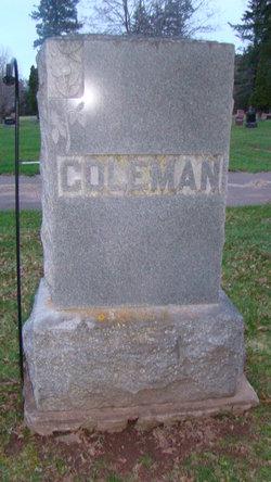Emma T. <I>Miars</I> Coleman