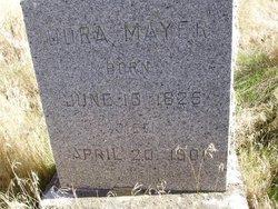 "Dorothea Elisabeth ""Dora"" <I>Ehmann</I> Mayer"