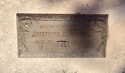 Josephine <I>Douglas</I> Mitchell