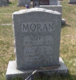 John Albert Moran