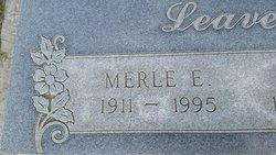 Merle E. Leavell