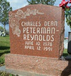 Charles Dean <I>Peterman</I> Reynolds