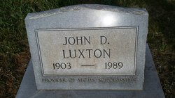 John D. Luxton