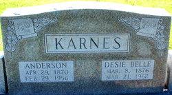 Desie Belle Karnes