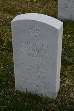 Audie Joe Condred Crocker