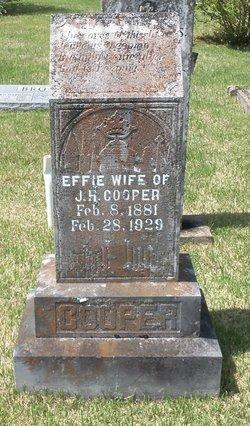 Effie Novella <I>Kaiser</I> Cooper
