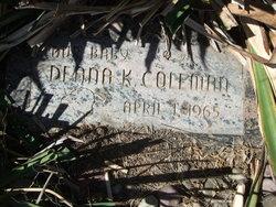 Deanna K. Coleman