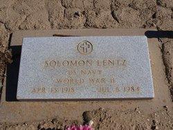 Solomon Lentz
