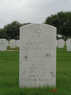 Arnett J Cunningham