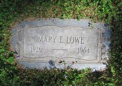 Mary Elizabeth Lowe