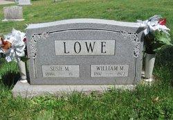 Susie M <I>Jones</I> Lowe