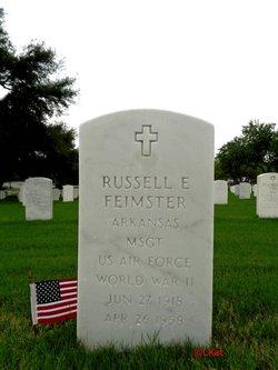 Russell Evans Feimster