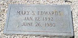 Mary Elizabeth Quattlebaum <I>Sawyer</I> Edwards