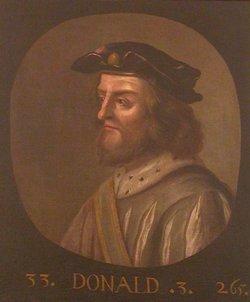 Donald III King of Scots