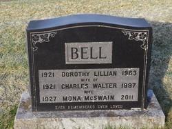 "Dorthy Lillian ""Dot"" <I>Dalrymple</I> Bell"