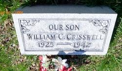 William C Crisswell